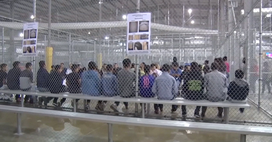 Polémica por política de separación de familias inmigrantes en EUA