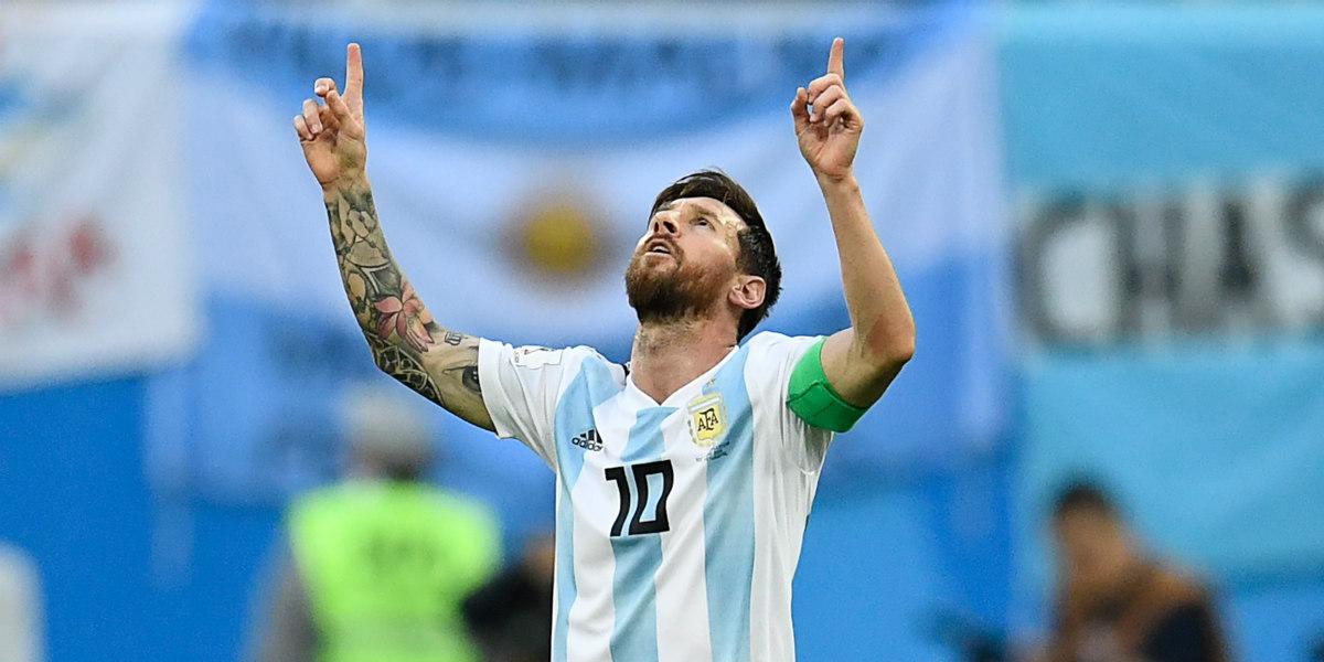 ¿Todo olvidado? Conmebol le quitaría los tres meses de sanción a Lionel Messi