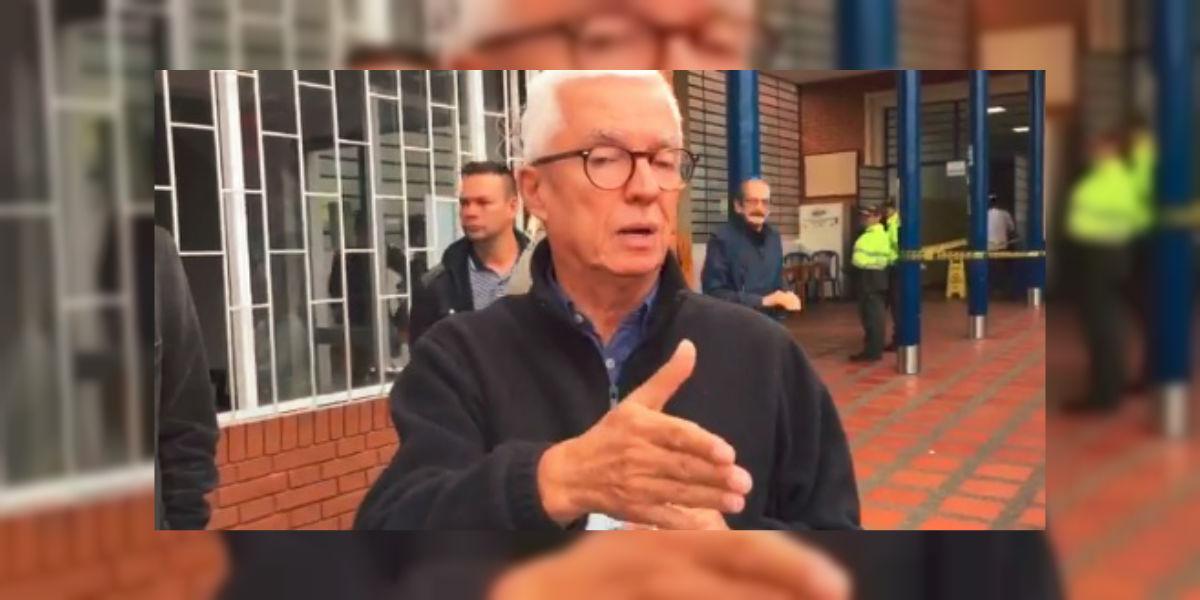 Jorge Robledo genera polémica tras hacer público su voto
