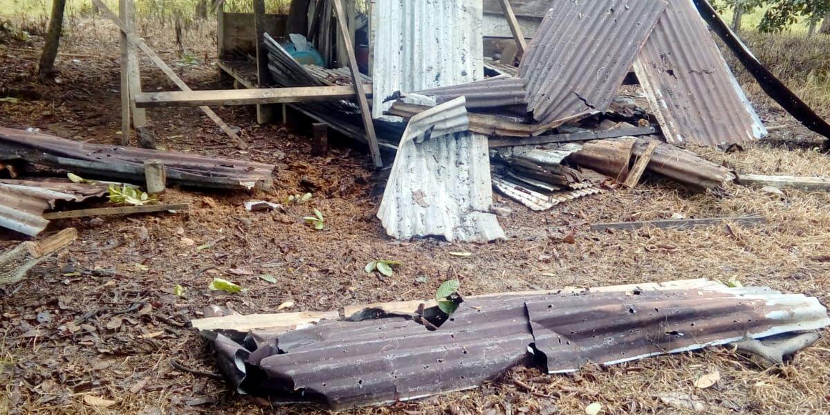 Explosivos dirigidos a tropas del Ejército dejan dos personas muertas en Guaviare
