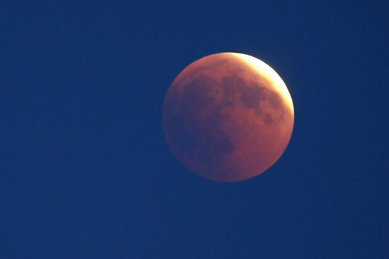 Estos fueron los efectos secundarios del reciente eclipse lunar