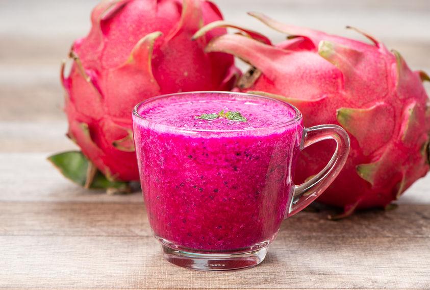 Mejora tu digestión con este néctar de pitaya