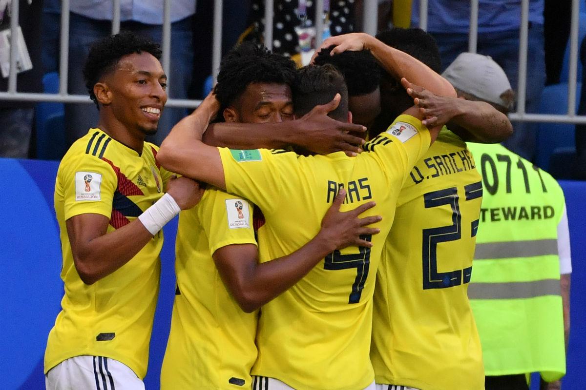 ¡Apoyo total! Estos son los mensajes de algunos famosos a la selección Colombia