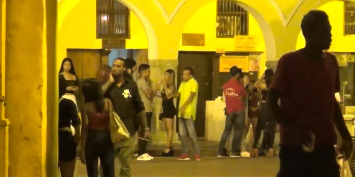Esta era la ruta de la red de trata y explotación sexual en Cartagena