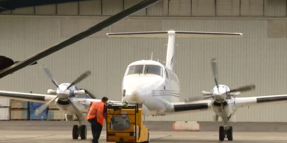 Aerocivil reglamenta la operación de taxis aéreos