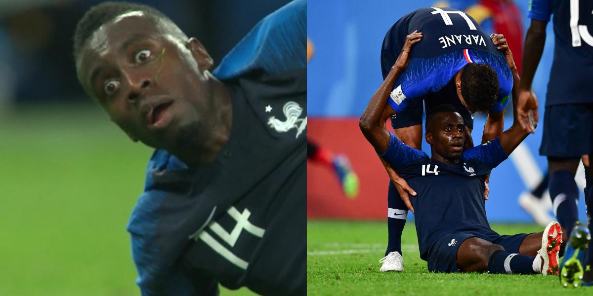 El golpe de Matuidi que prendió las alarmas en la semifinal del Mundial
