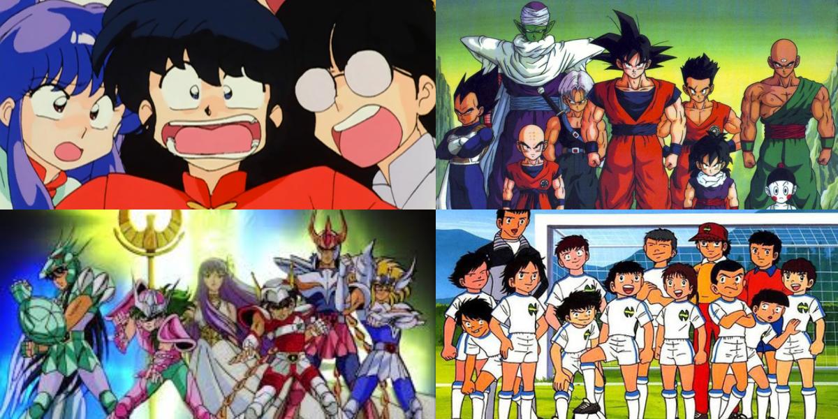 Top 10: Las series animadas que a todos les gustaría volver a ver