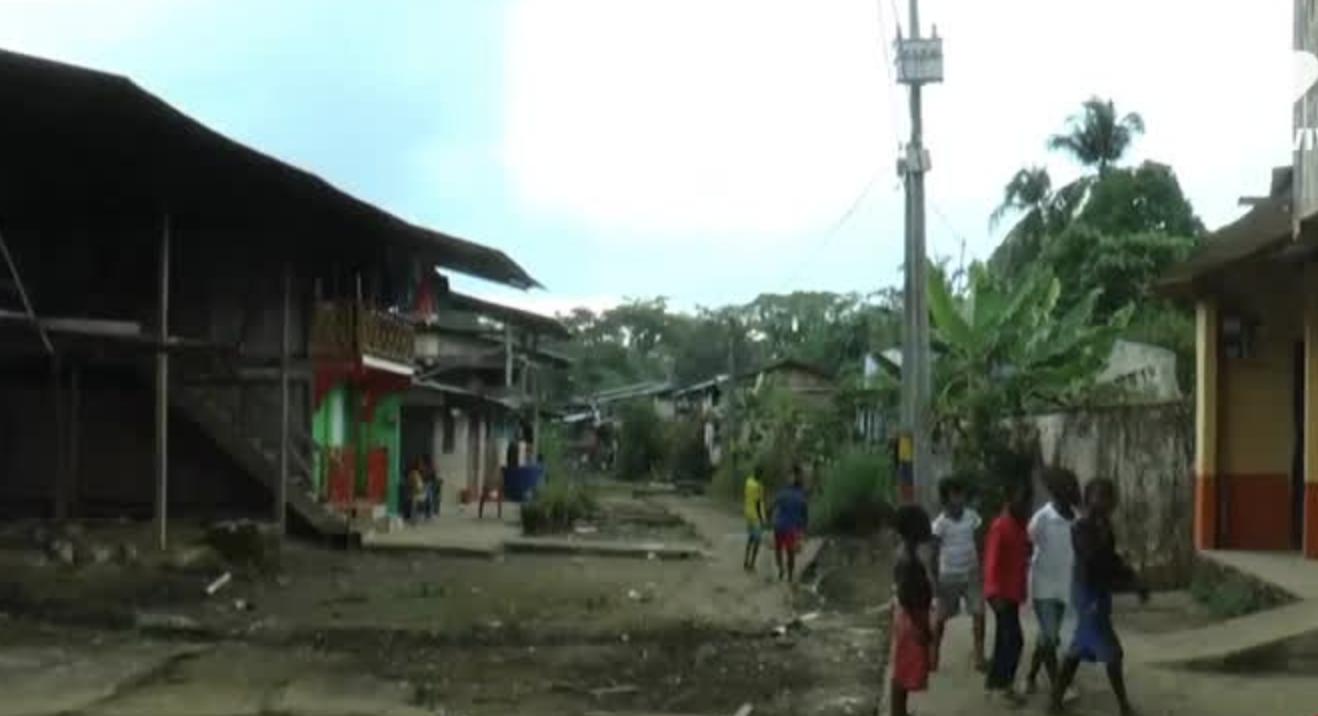 Roberto Payán, un municipio donde abunda la pobreza y escasea la esperanza