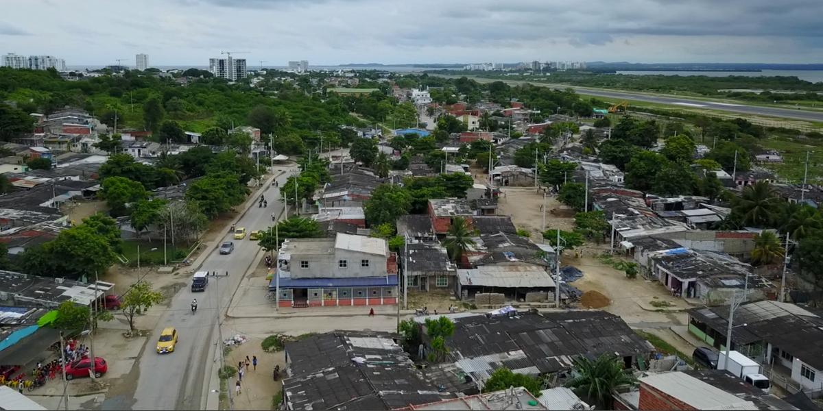 Cartagena, la segunda capital más pobre según Cedetrabajo