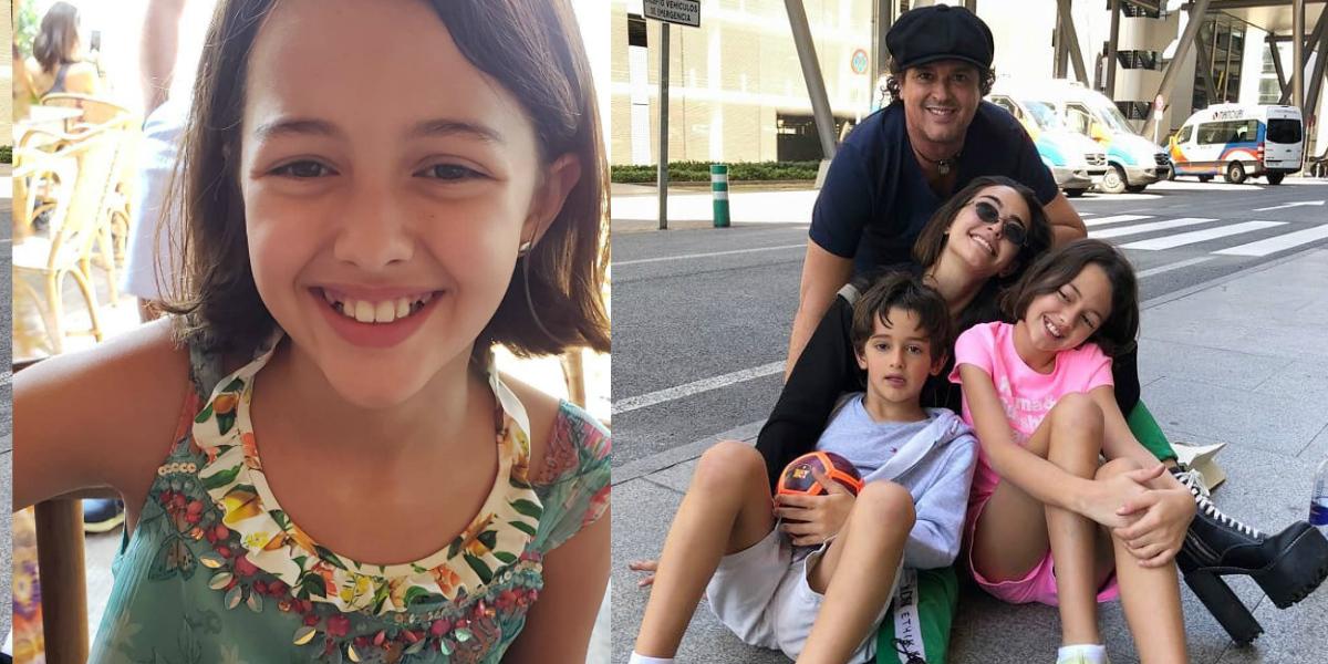 El tierno regalo de cumpleaños que Carlos Vives le dio a su hija Elena