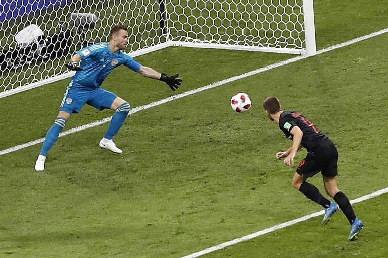 Croacia se quedó con el último cupo a semifinales del Mundial