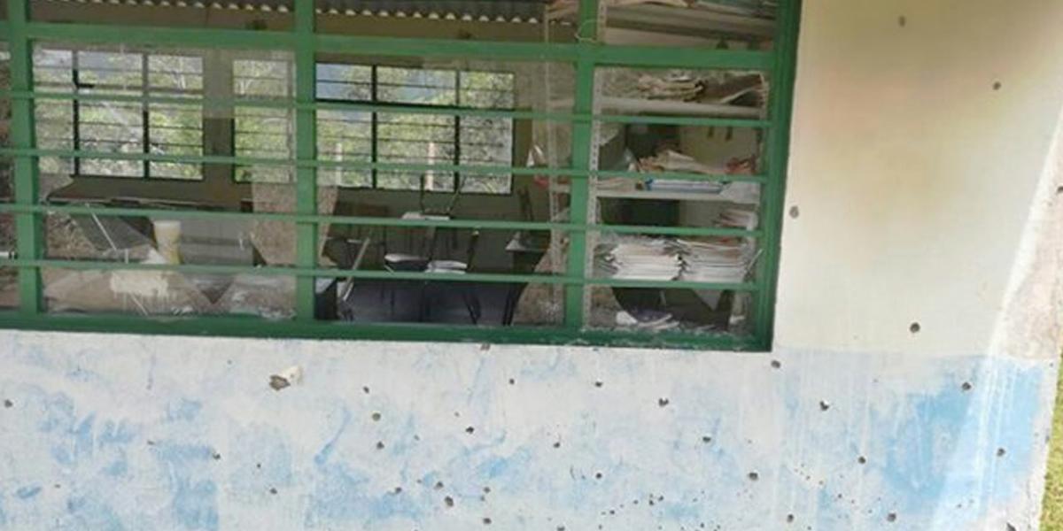Fuertes enfrentamientos entre grupos ilegales en Hacarí, Norte de Santander