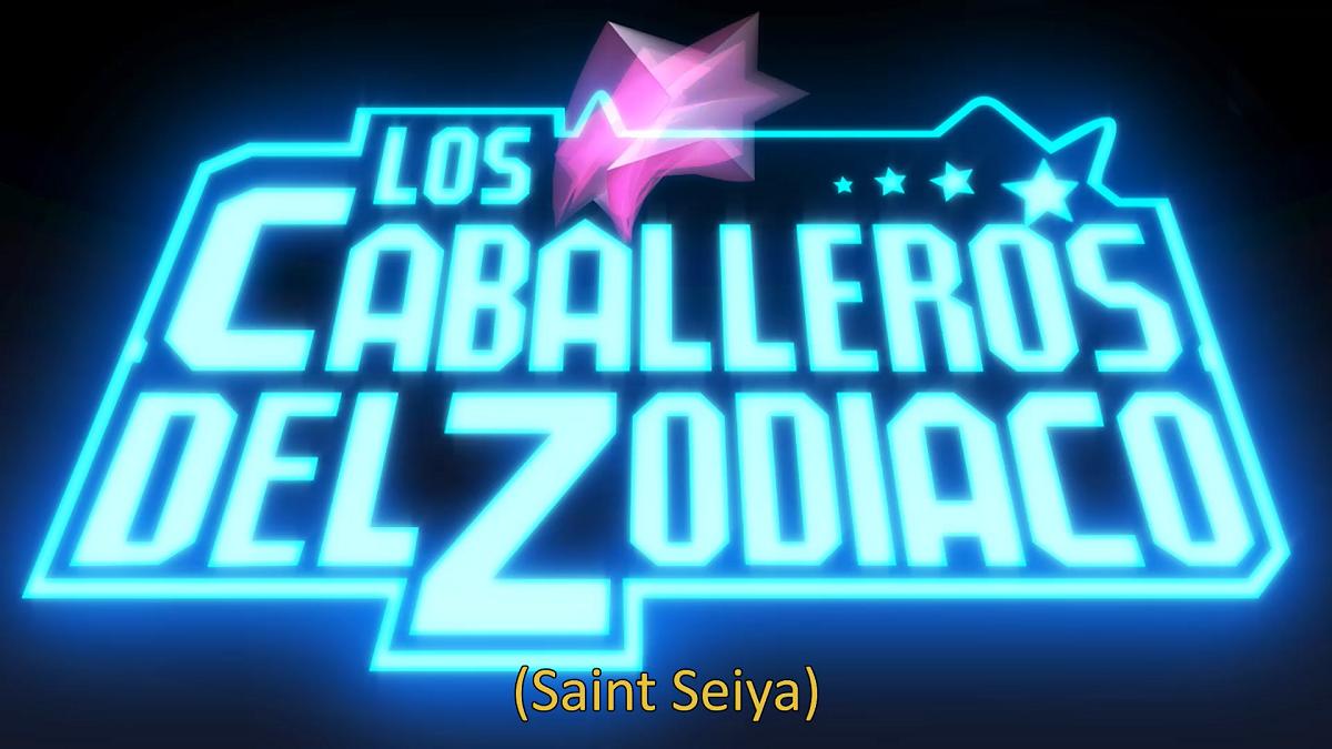 Karaoke de la canción de Los Caballeros del Zodiaco