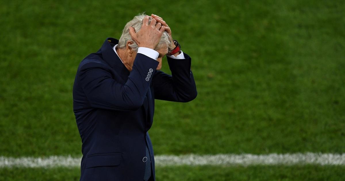 Lágrimas y sufrimiento: así quedaron los rostros de los jugadores de Colombia al ser eliminados