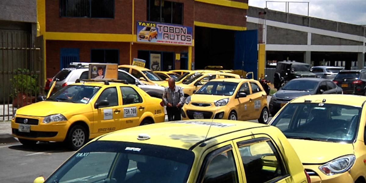 Planillas de taxis ahora serán electrónicas