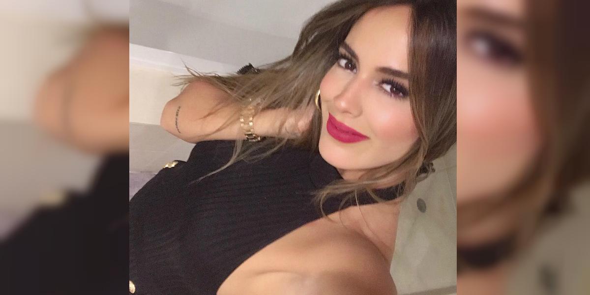 [Foto] Shannon de Lima dejó boquiabiertos a sus seguidores con foto en toples