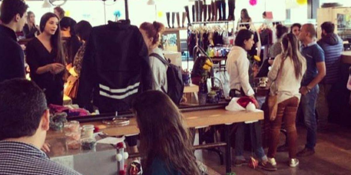 La moda, el arte y la gastronomía se toman el barrio Country en Bogotá
