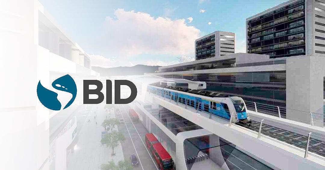 BID aprueba crédito a favor del metro de Bogotá