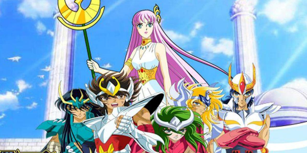 Caballeros del Zodiaco, la mezcla perfecta entre mitología y anime