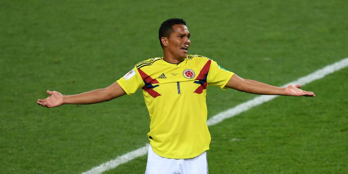 carlos bacca era gol inglaterra octavos de final mundial de rusia