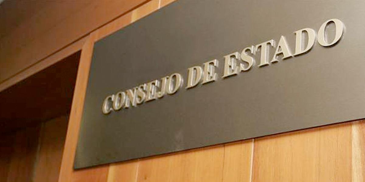 Consejo de Estado rechaza señalamientos de soborno