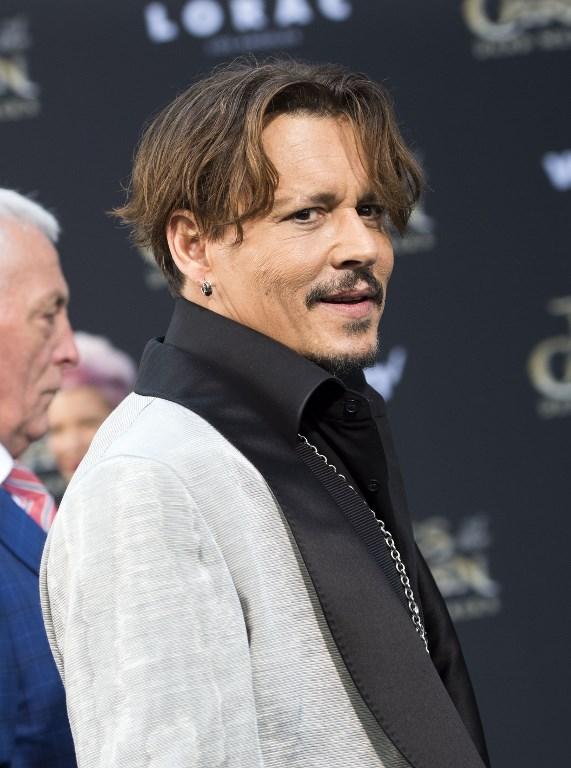 Johnny Depp manifestó su deseo de actuar bajo la dirección de Ciro Guerra