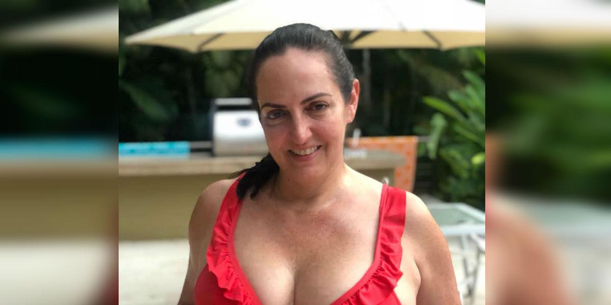 maria fernanda cabal en bikini redes sociales