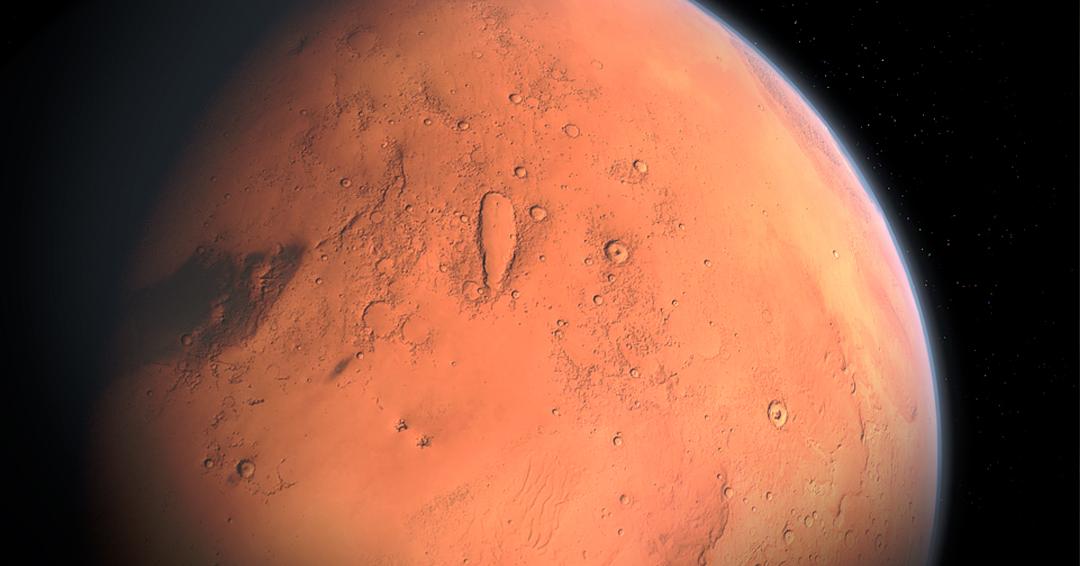 Marte está a su distancia más corta de la tierra en quince años
