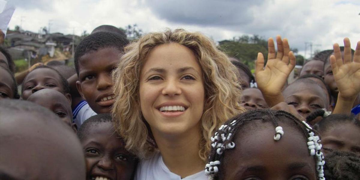 shakira barranquilla juegos centroamericano y del caribe lo se todo