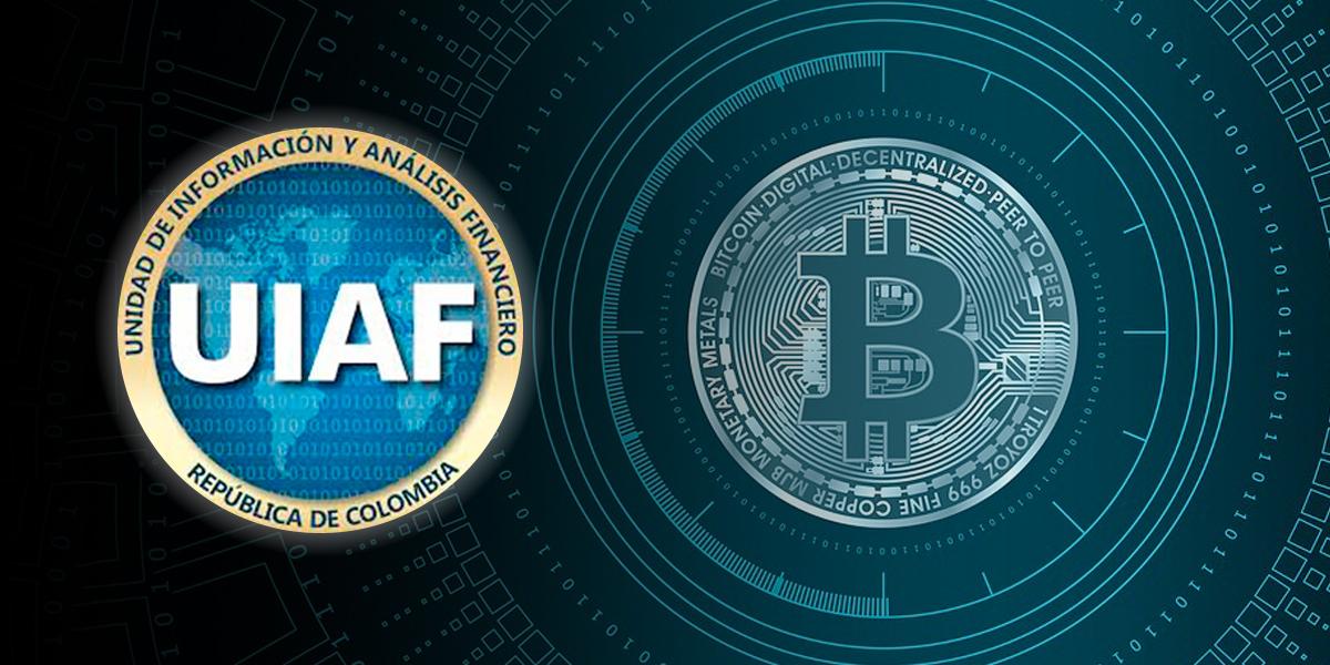 La UIAF alerta sobre alto riesgo de invertir en criptoactivos