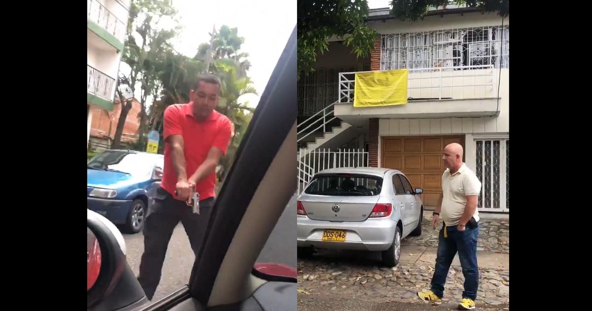 Denuncia que agentes del CTI le apuntaron con un arma por reclamarles tras 'volarse' un pare
