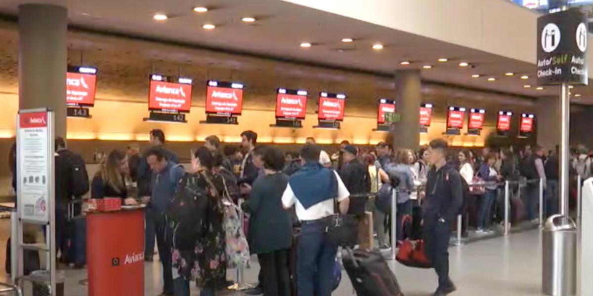 Reactivada venta de tiquetes de Avianca, operación se normaliza