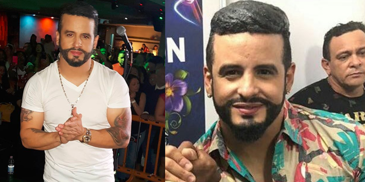 Nelson Velásquez y su contundente respuesta a las críticas sobre su cabello