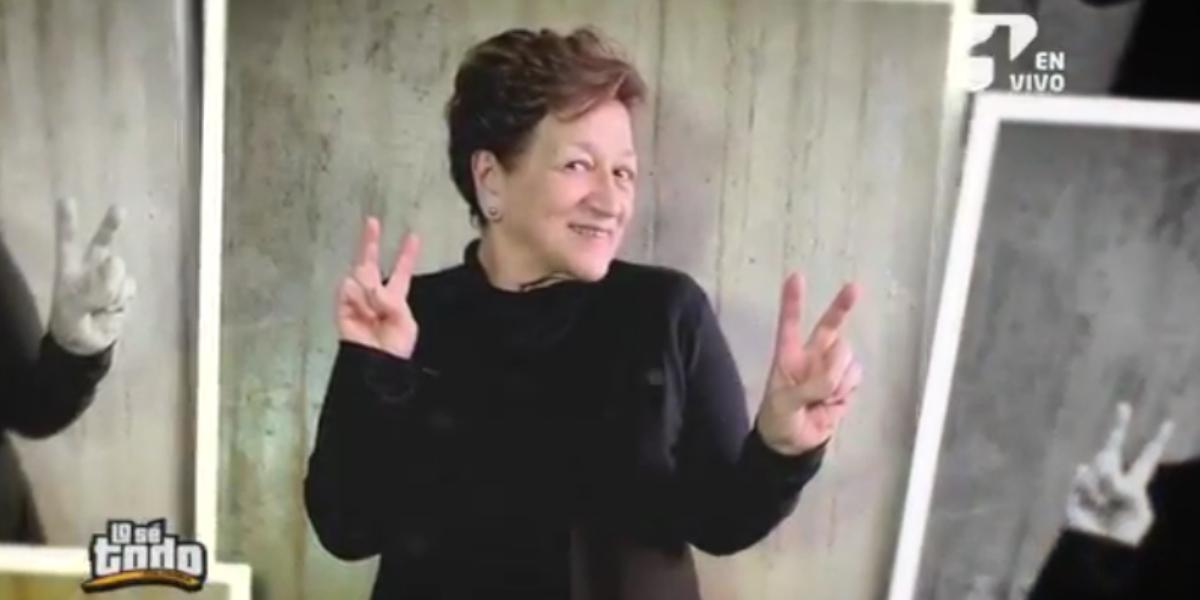 Vicky Hernández habla de la escasez de trabajo para los actores mayores