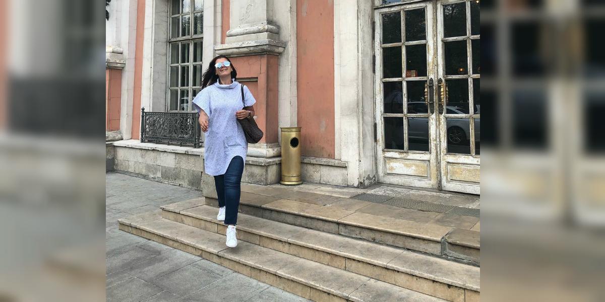 La presentadora de deportes que recuperó la movilidad de su brazo después de un accidente