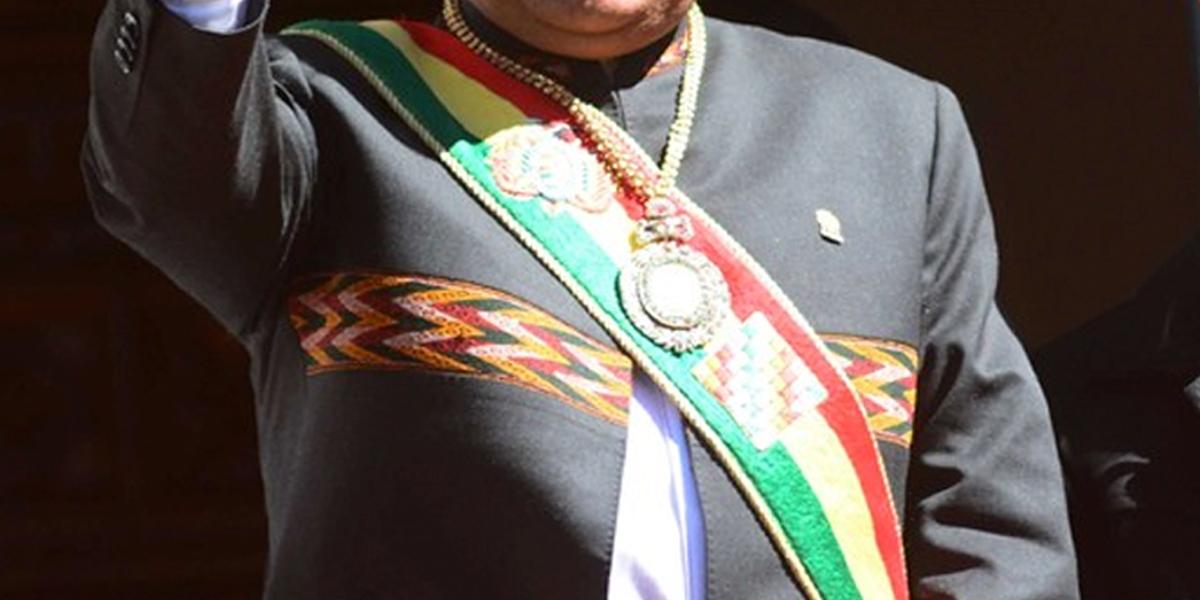 Roban medalla y banda presidencial de Bolivia en una zona de prostíbulos