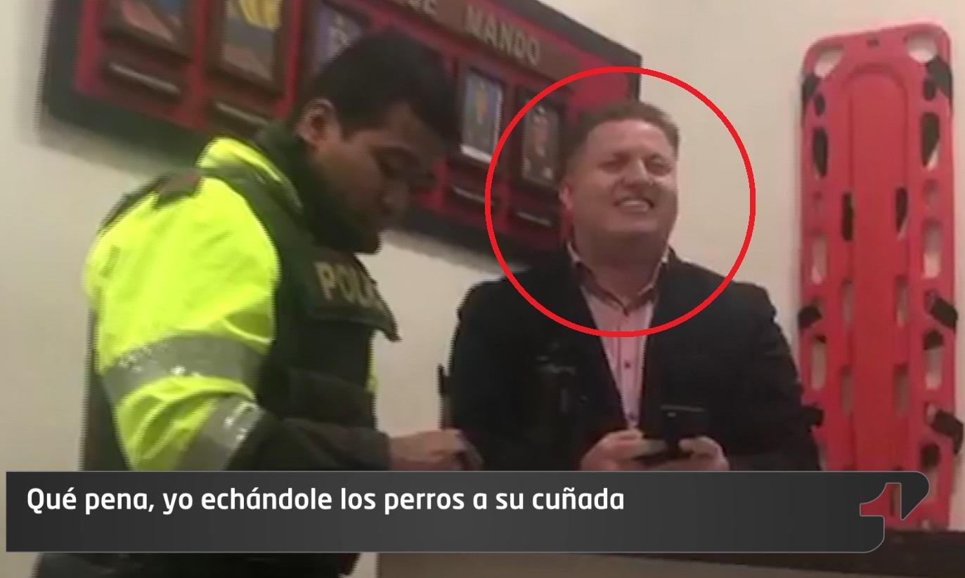 Por negarle su número de celular, mujer fue agredida por un concejal de Cajicá