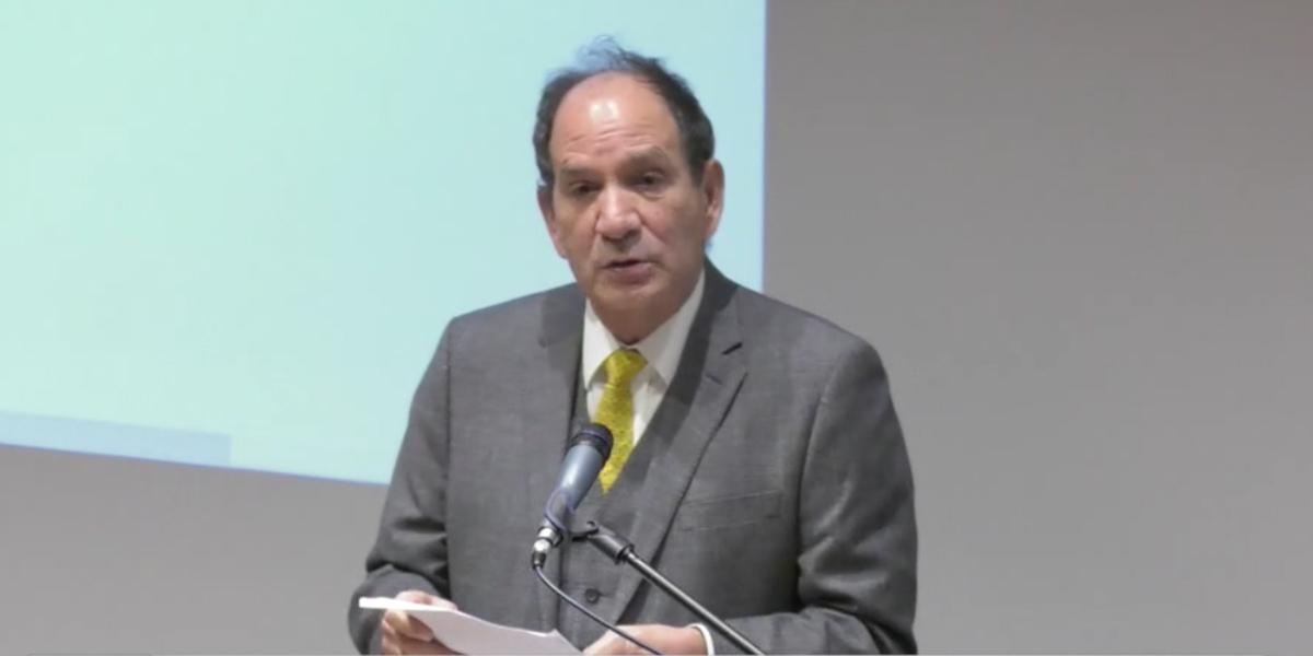'La corrupción es un problema sistémico': rector de la Universidad Externado de Colombia