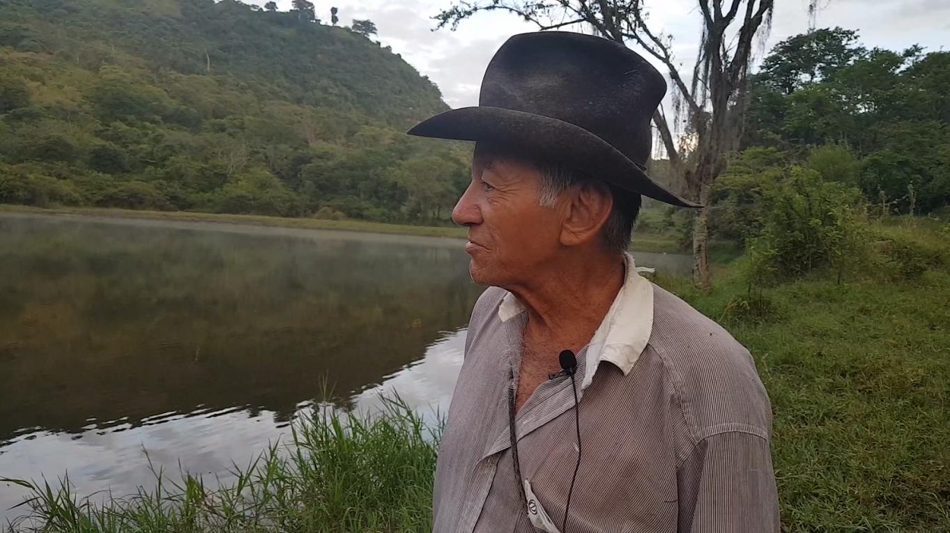 Temor laguna San Gil