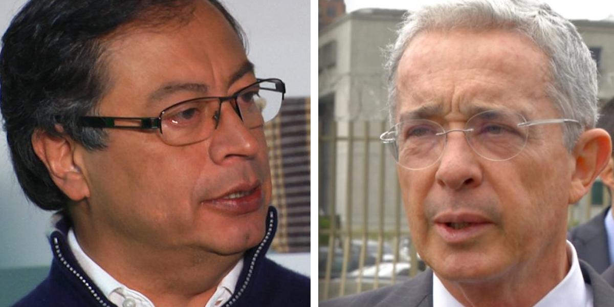 Como una 'propuesta loca' califica Petro proyecto de Uribe