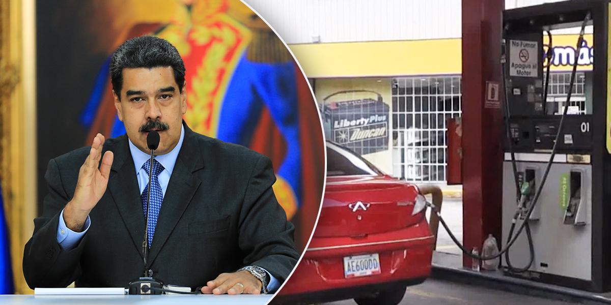 Maduro mantendrá subsidio a gasolina para quienes se registren en censo de transporte