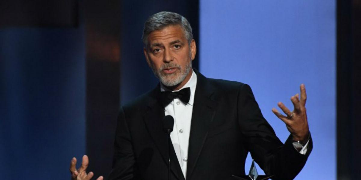 George Clooney es el actor mejor pagado de 2018… gracias al tequila