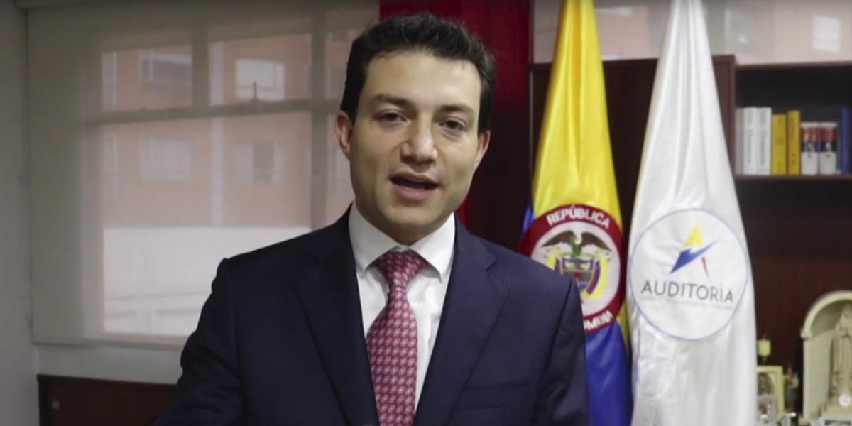 Carlos Felipe Córdoba, a siete votos de ser contralor