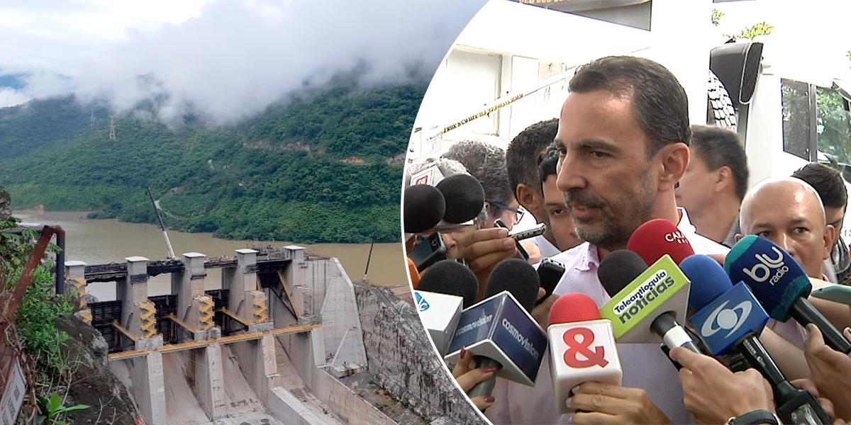 Por licencias ambientales investigan a funcionarios y contratistas de Hidroituango