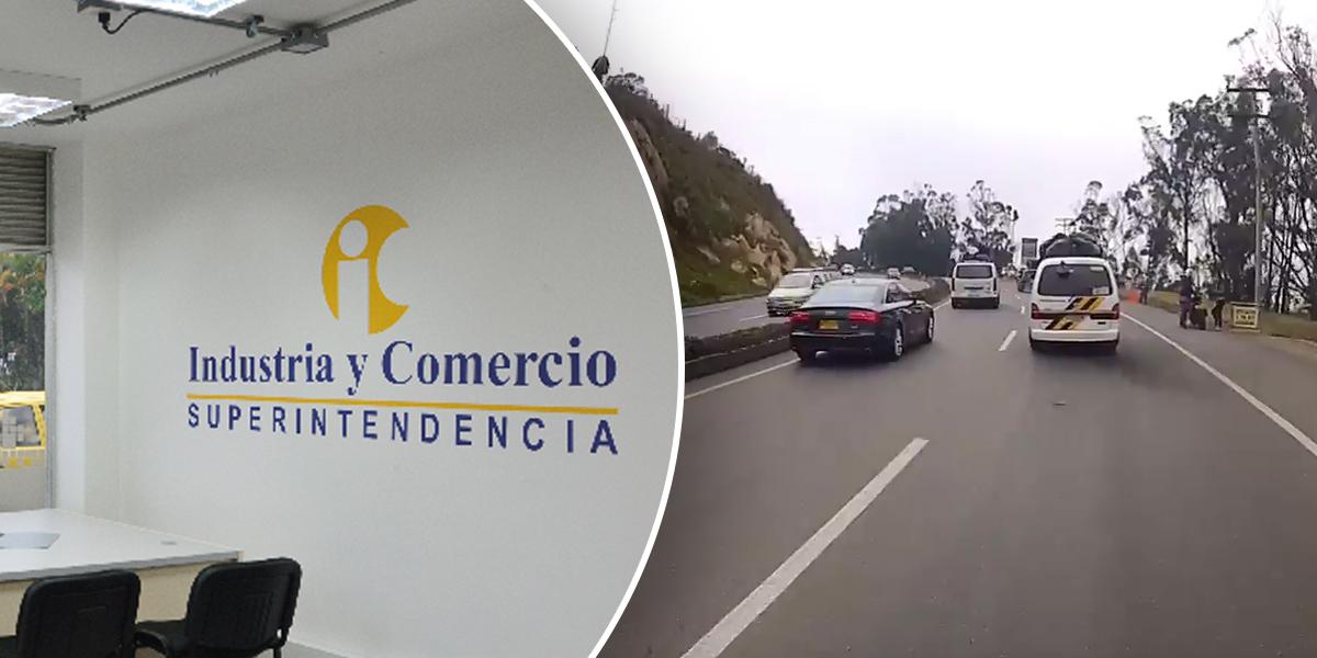 SIC formula cargos por cartelización en selección para APP del tercer carril Bogotá – Girardot