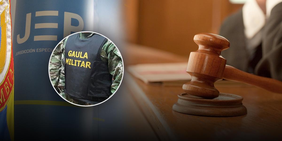 Citan a audiencia a miembros del Gaula del Ejército por homicidio de 13 personas en Casanare