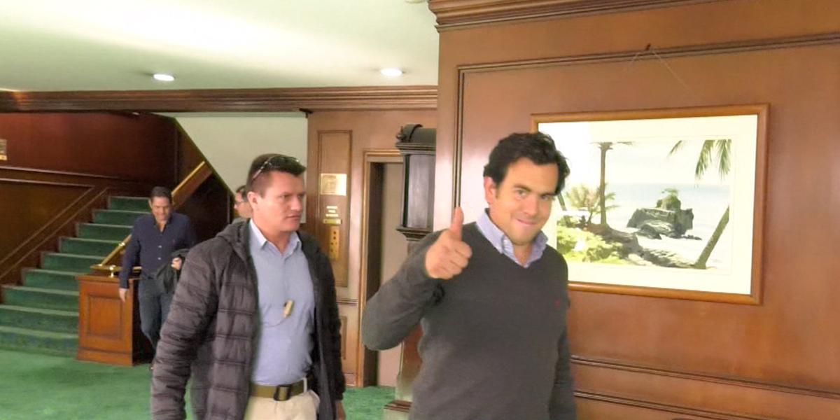 Vargas Lleras y su reunión con el Partido de la U y Cambio Radical