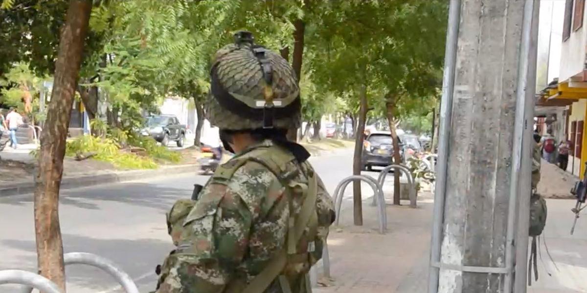Un militar muerto y tres heridos deja ataque a patrulla en Arauca