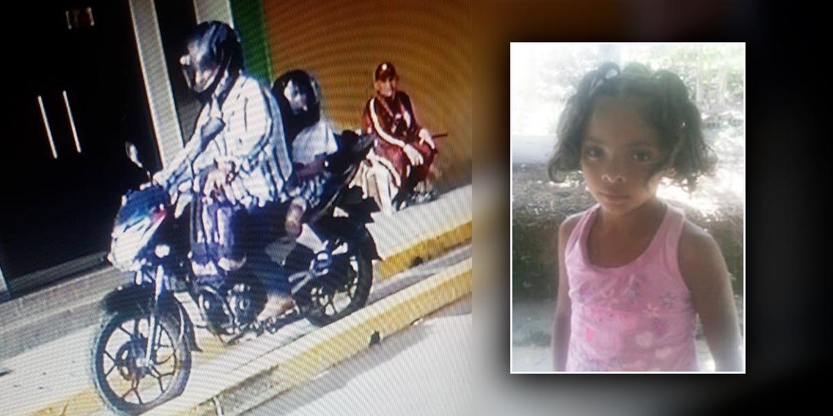 Fuerza Pública recupera a menor secuestrada en Antioquia