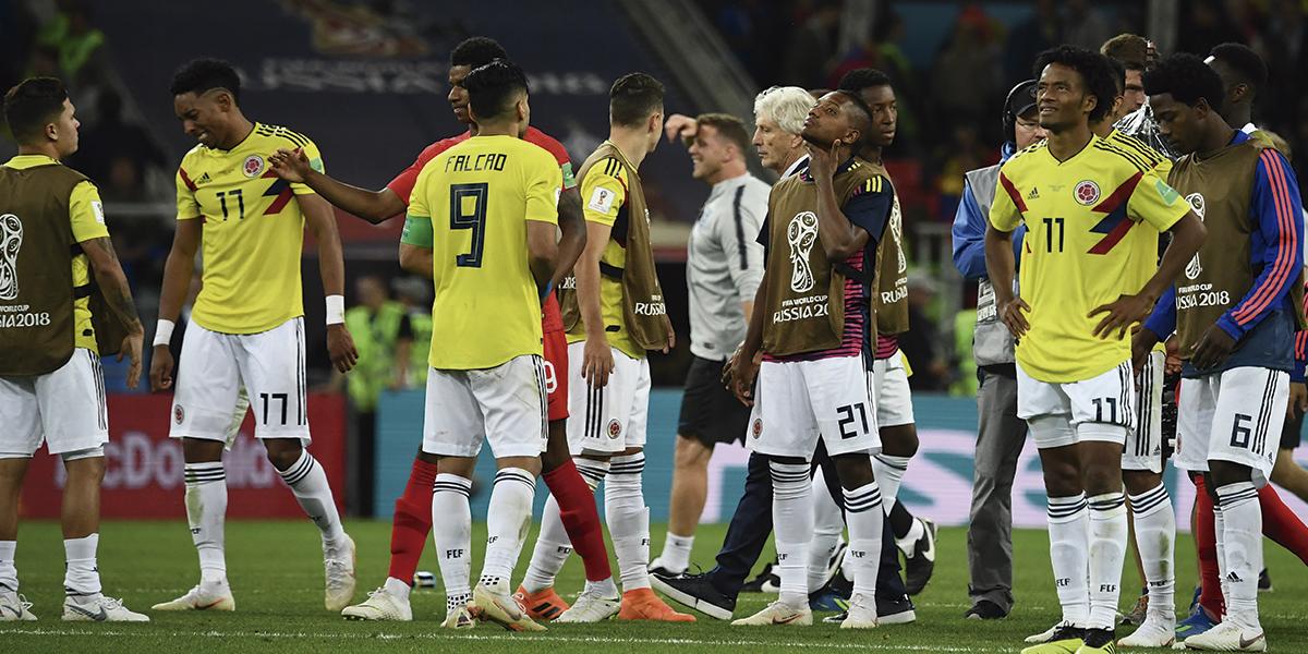 Colombia ocupa el puesto 14 en el ranking de la FIFA